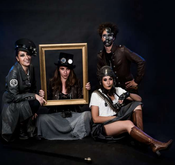 Party | SteamPunk